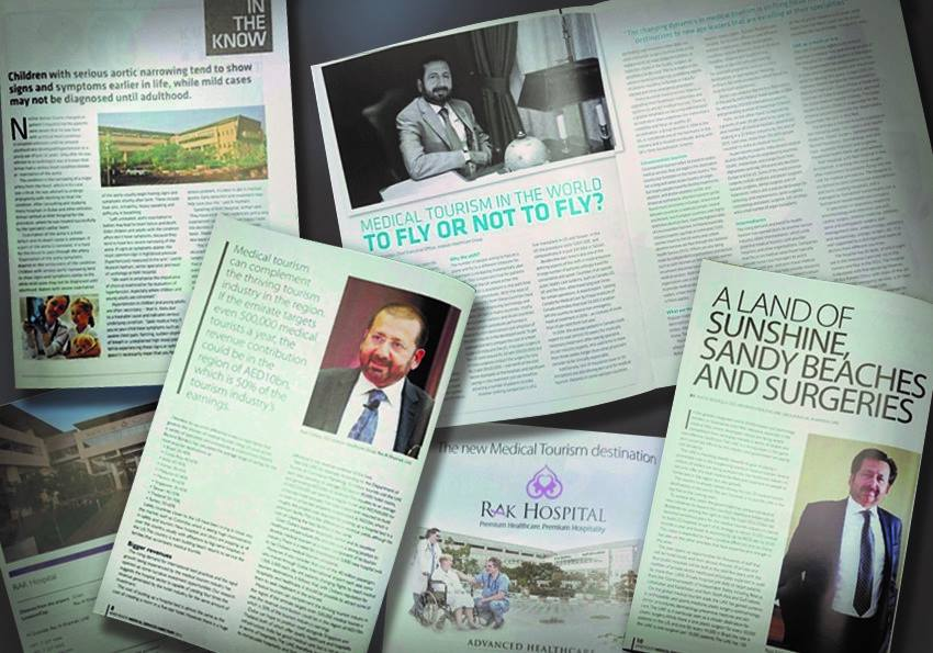 Many Thanks to ARAB Health and IMTEC team for the opportunity given to write about The Medical Tourism.