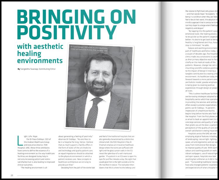Arab Health Magazine